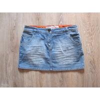 Джинсовая юбка Tom Tailor, р.42-44