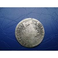 6 грошей (шостак) 1663 (1)         (2829)