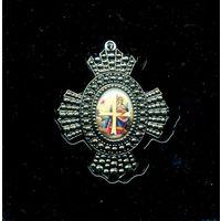 Ордена Российской Империи АиФ #3 - Знак ордена Святой великомученицы Екатерины (муляж)