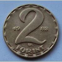 Венгрия 2 форинта, 1983 г.