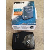 Philips stereo radio cassette player