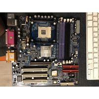 Материнская плата Acorp 4PM266AM Socket 478