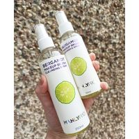 Экспресс-очиститель кистей с маслом бергамота ManlyPro 150 ml