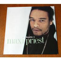 """Maxi Priest """"Bonafide"""" LP, 1990"""