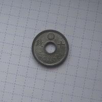 Япония 10с 1944 состояние