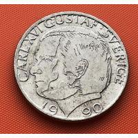 126-11 Швеция, 1 крона 1990 г.