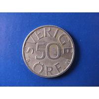 50 эре 1979 швеция #166