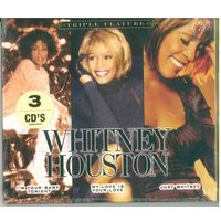 3CD-set Whitney Houston - I'm Your Baby Tonight / My Love Is Your Love / Just Whitney (09 Nov 2010)