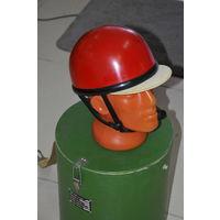 """Для  музея  ВВС им.В.Сталина от от  коллег  из г.Невель Псковскк. обл выставляется  самый  ранний  вариант  шлема  с кож. ремешками без """"шейный"""". Уже  нереально  редкий!"""