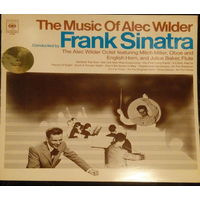 Frank Sinatra, Alec Wilder, The Alec Wilder Octet, The Music Of Alec Wilder Conducted By Frank Sinatra, LP 1980
