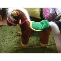 Конь-качалка большой
