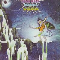 Uriah Heep - Demons And Wizards (1972, Audio CD, ремастер 2003 года)