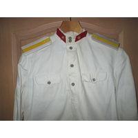 Рубашка летняя форма внутренних войск НКВД (1943-1945г)