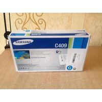 Картридж для лазерного принтера Samsung CLT-C409S оригинал