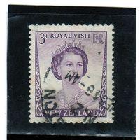 Новая Зеландия. Ми-330. Королевский визит королевы Елизаветы II. 1953.