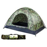 Палатка Туристическая Четырехместная, 2 x 2 метра