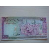 Иран 2000 риалов