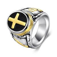 Перстень, большой, красивый (кресть и руки в молитве) распродажа