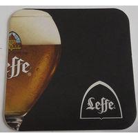 Бирдекель Leffe (подставка под пиво)