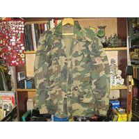 Куртка камуфлированная, размер 52/3-4.