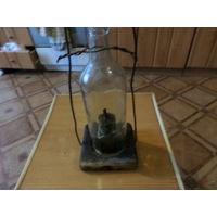 Самодельная керосиновая лампа