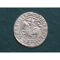 Полугрош 1515 год. Редкий ,надпись полным годом (R4)