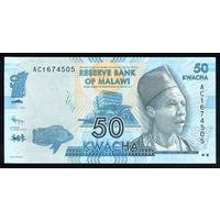 Малави / MALAWI_01.01.2012_50 Kwacha_P#58_UNC