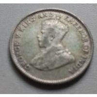 Стрейтс Сетлментс 10 центов 1926 г. (2)