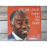 Joe Williams - Nothin' but the blues - DMS Delos, USA