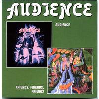 Audience - Audience (1969) / Friend's Friend's Friend (1970) (2 в 1 Audio CD)