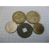 Пять монет/78 с рубля!