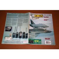 Авиационный журнал AIRFORCE MONTHLY сентябрь 1991