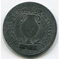 Ng ЦВИЗЕЛЬ - 25 ПФЕННИГОВ 1920