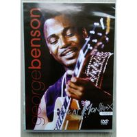 DVD. George Benson. Live At Montreux. 1986