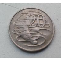 20 центов 1978 г. Австралия
