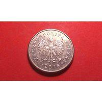 20 грош 2016. Польша.