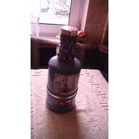 """Бутылка с пробкой """"HANSEKOGGE 1475"""" 2.0 распродажа"""