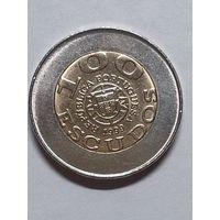 Португалия 100 эскудо 1999 Юнисеф.
