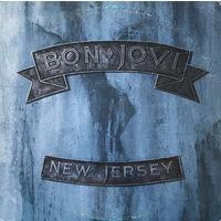 Bon Jovi, New Jersey, LP 1988