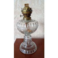 Лампа настольная старинная.