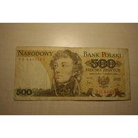 500 золотых 1982 Польша