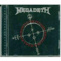CD Megadeth - Cryptic Writings (2004)