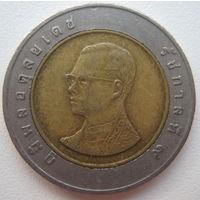 Таиланд 10 бат 2005 г. (g)
