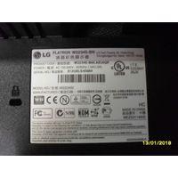 Электроника монитора LG Flatron W2234S-BN не стартует