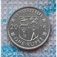 Маврикий 1 рупия 2016 года. Инвестируй выгодно в монеты планеты!