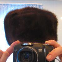 РАСПРОДАЖА!!! Натуральные норковые шапки б/у дешево
