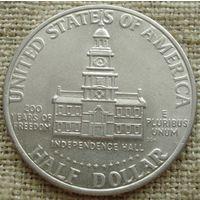 1/2 доллара 1976 США