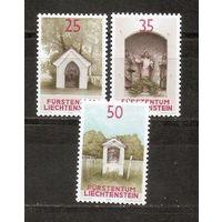КГ Лихтенштейн 1988 Религия