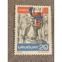 Уругвай. Juan Antonio Lavalleja