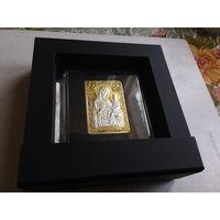 Беларусь 20 рублей икона божией матери Баркалабовская ( с рубля)